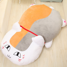 Biggest Japan Anime Outdoor Sofa Cushion Natsume Yuujinchou Natsume's Book Of Friends Kawaii Lovely Cat Teacher Cartoon Cushions