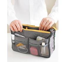 Make up organizer bag Women Men Casual travel bag multi functional Cosmetic storage Makeup Handbag