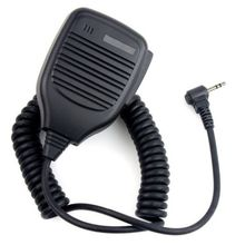 1Pin 2.5mm Speaker Microphone for Motorola Talkabout Radio T6200 FR50 FR60 Cobra Radio