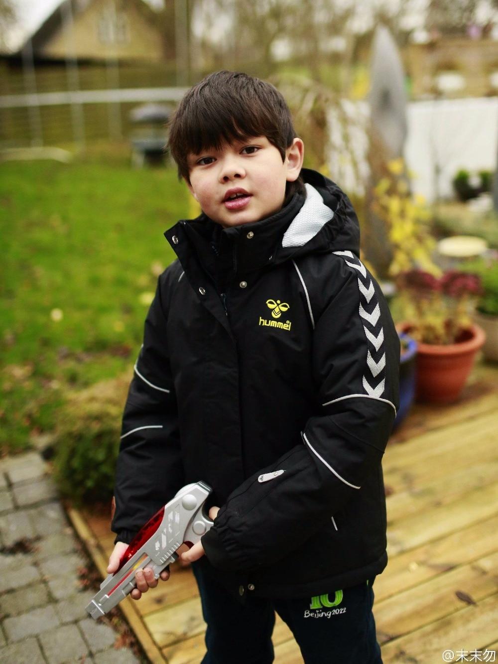 children/kids boys winter windproof padded jacket, hooded jacket, ski jacket, high quality, size 116-140<br>