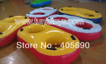 pvc swimming ring water ring inflatable ring double ring