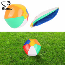 Water Sports Entertainment 23cm Inflatable Swimming Diving Pool Play Party Water Game Balloon Beach Ball Toy Fun Toy Accessories(China)
