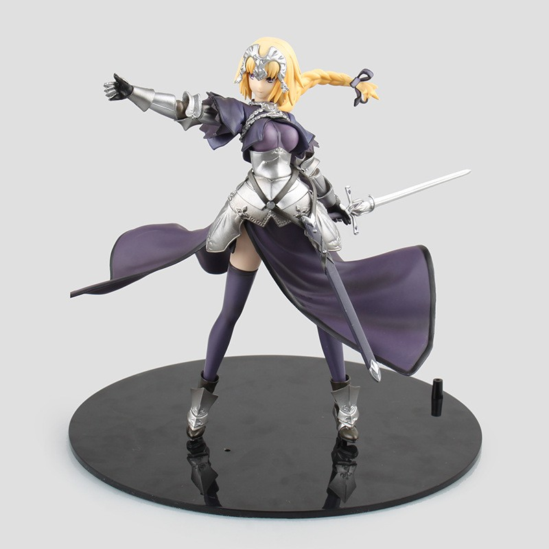 35cm Fate/stay night Fate Apocrypha SABER Joan of Arc action figure model toy Anime Cartoon xmas gift collection<br><br>Aliexpress