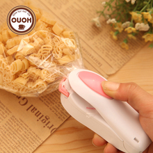 Random Color !!! Portable Mini Heat Sealing Machine Impulse Sealer Seal Packing Plastic Bag NEW hot selling(China)