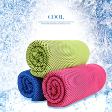 Ice towel manufacturers wholesale summer outdoor cool towel Coolcore cool cold towel customization