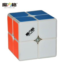 New Arrival Qiyi MoFangGe MFG Cavs 2x2x2 Speed Cube Magic Cube Puzzle