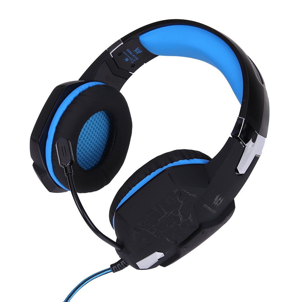 Professional Gaming Headphone Games Stereo Bass Headset With Mic Vibration<br><br>Aliexpress