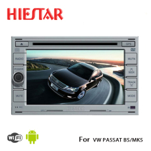 8'' HD Touch Screen Smart Car DVD Radio Player GPS Navigation Android 5.1/6.0 wifi 8band For VW PASSAT B5/MK5 JETTA BORA/POLOMK3