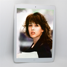 with a gift IPS tablet pc Android 4.4 Allwinner A23  1024*768 5000mAh 1GB/16GB 9.7 inch dual core/cameras wifi Bluetooth