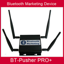 long range Bluetooth marketing device BT-Pusher PRO+(promote your shop , your product anytime anywhere) Advertising Inflatables