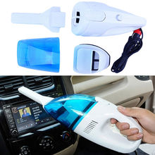 New Creative Car Vehicle Auto Portable Handheld Wet Dry Vacuum Cleaner