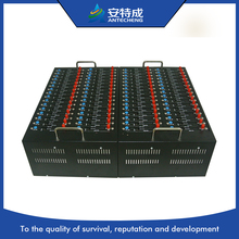 GPRS sms 64 sims multi sim gsm modem bulk sms 64 port modem pool sms marketing device WAVECOM Q2406B(China)