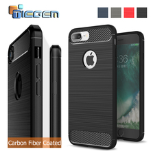 TIEGEM Phone Cases for iPhone 7 /7 PLUS Silicone Case Luxury Hybrid TPU Armor Case for iPhone 7Plus Phone Accessorie Phone Cases(China)
