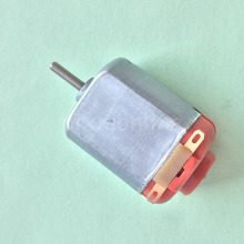 K216Y Micro 130 DC Motor For DIY Four-wheel Motor Scientific Experiments Toy Model Car Making(China)