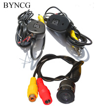 Wireless Rear View Camera Car Styling CCD Waterproof Backup Night Vision Car Rear View Parking Camera Kit for Kia Opel Nissan