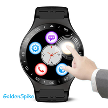 Android 5.1 Smart Watch S99A MTK6580 Quad Core Support Google Voice GPS Map Bluetooth Wifi 3G Smartwatch Phone Heart rate