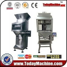 Laundry detergent /washing powder/coffee bean Filling Weighing Packaging Machine(China)
