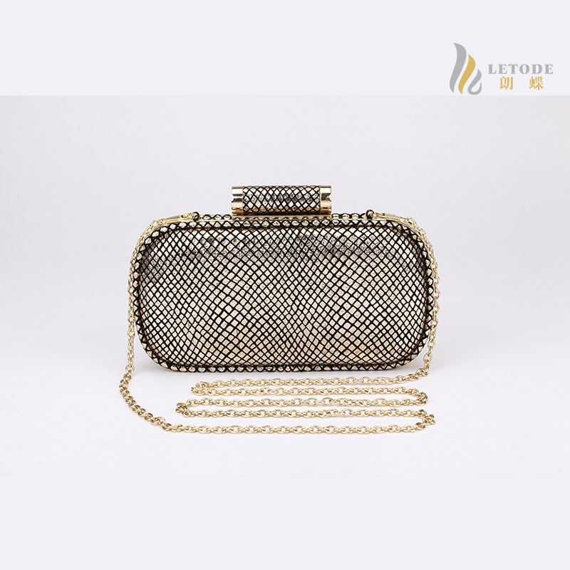 European Striped luxury brand purses handbags for women evening party wedding fashion sexy clutch gold silver classic bag 8261<br>