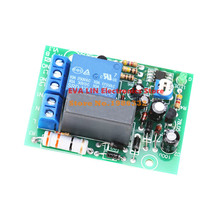 WS16 AC 220V 230V 240V Delay Time Timing Relay Module Delay Timer Turn OFF 0 - 10 Hours Accuracy 0.1 hour Adjustable Switch PLC(China)