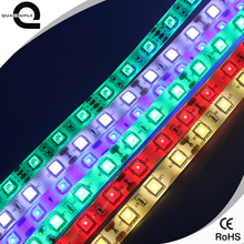 Quadruple DC12V 5050 2835 Led Lamp 1m LED Strip Light SMD  Non-Waterproof Tape Ribbon 60leds/m Fita Stripe Color Optional