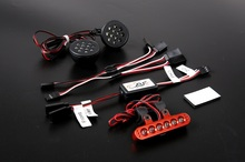 1/5 scale rc baja parts Rovan 5B BAJA new spare parts  5B LED light set 2 853082