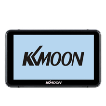 "KKmoon 7"" HD Touch Screen Portable GPS Navigator 4GB ROM MP3 Video Play Entertainment System with Handwriting Pen +Free Map"