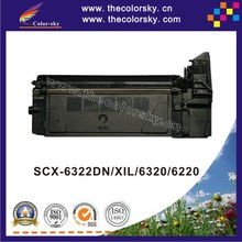 (CS-S6320) compatible toner cartridge for SAMSUNG SCX6322XIL SCX6320 SCX6220 SCX 6322DN 6322XIL 6320 6220 bk (8k pages) free dhl(China)