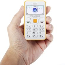 MELROSE G1 1.7 inch Card Phone MP3 Playback Bluetooth Camera FM Alarm Calendar Calculator