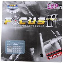 Original 729 Focus 3 NON-Sticky Table Tennis Cover / Table Tennis Rubber/ Ping Pong Rubber Send XVT protection film(China)