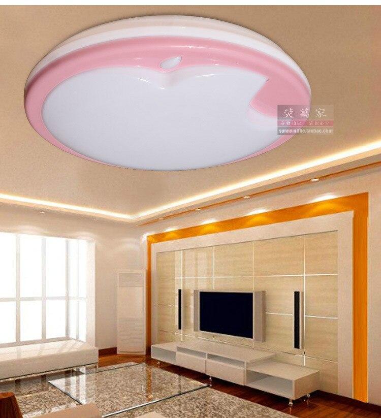 Surface Mounted LED Childrens ceiling lamp 12W Dia 29CM 220V kitchen bedroom lights/home lighting ceiling/bed room light led<br><br>Aliexpress