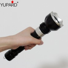 YUPARD XM-L2 LED T6 LED underwater diver flashlight torch waterproof rechargeable 18650 camping hunting fishing diving light