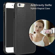 AntiGravity Selfie Hybrid Magical Nano Sticky Wall Case Cover For iPhone 7 4.7 INCH(China)