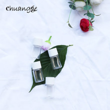 CHUANGGE Essential Oil DIY Candle Making Supplies Handmade Fragrance Oil for Soy Wax Soap Flower Wax Tablets Perfume 5ML(China)