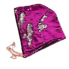 SDFC-sirena lentejuelas Rave Hood Magic Reversible lentejuelas partido  Bling sombrero(China) 7bb90482368