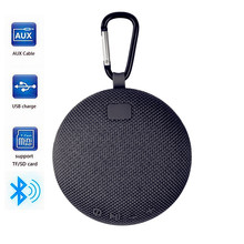 Outdoor Wireless 4.1 Bluetooth Portable Speaker HD Stereo Built-in mic Waterproof with Subwoofer Deep Bass Sound AUX&USB Charger