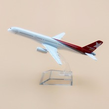 16cm Alloy Metal Air Russia Nordwind Airlines Boeing 757 B757 Airways Airplane Model Plane Model W Stand Aircraft  Gift