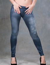 T2131 New Sexy Leggin With Butterfly Print legging unique design women leggings New arrival scratch pattern Sexy leggings(China)