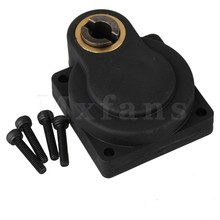 Mxfans T10047 Black RC Electric Power Starter Drill Holder Plate Parts for Model Car