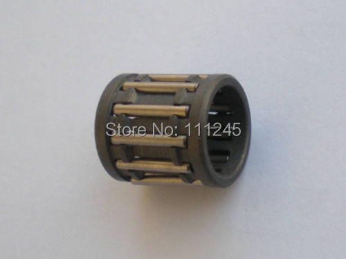 2 X PISTON NEEDLE BEARING 10X14X13MM FOR CHAINSAW MS290 MS310 MS360 MS390 ROBIN NB411 2 STROKE KOLBEN PIN ROLLER CAGE(China)