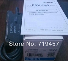FREE SHIPPING E3X-NA11 Optical fiber sensing amplifier(China)