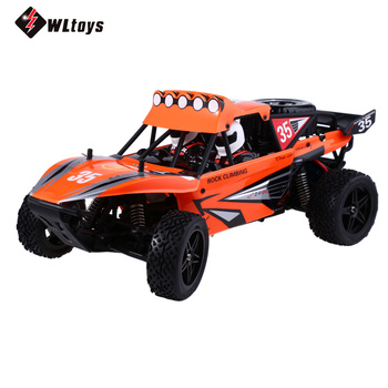 WLtoys K959 2.4GHz 1:12 2WD RTR 40KM/H Remote Control Climb Truck Off-road Vehicle