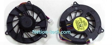 New laptop/netbook CPU Cooling Fan Fit For dell Studio 1555 1556 1557 1558 M140C M140CA00 DFS541305MH0T F7B1 ZC055515VH-6A B3423