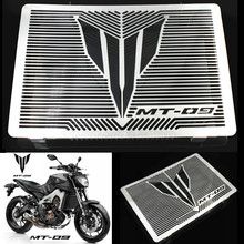 CK CATTLE KING Motorcycle Accessories Radiator Grille Guard Cover Protector For YAMAHA MT 09 MT-09 Tracer 2014 2015 2016 2017(China)