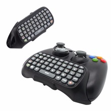 Original Wireless Controller Messenger Game Keyboard Keypad ChatPad For XBOX 360(China)
