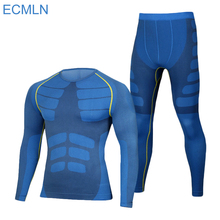 Buy 2017 Winter Thermal Underwear Sets Men Brand Quick Dry Anti-microbial Stretch Men's Thermo Underwear Male Warm men long johns for $18.95 in AliExpress store