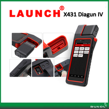 Brand promise Newest Arrival 2017 100% original launch x431 diagun iv Update Free Online X-431 IV X 431 diagun 4 Multi-Function