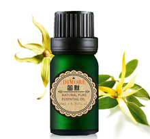 Ylang Essential Oil 10ml Increase sexuality ovary care massage Delay aging and relieve stress Aromatherapy Fragrance Lamp
