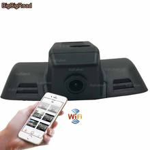 BigBigRoad For Benz E Series 2015 Deluxe Model E180L Sport E260L E300 E320L C180 C200 Video Recorder Wifi DVR Dash Cam(China)