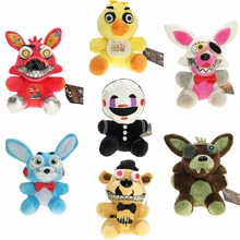 2017 New Arrival Five Nights at Freddy  Special Style Freddy's Kids juguetes Figure Plush Puppets Toys