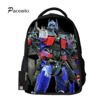 Movie Transformers Orthopedic Schoolbags Waterproof Children School Backpack for Kids Shoulder Bags Mochilas Escolares Infantis
